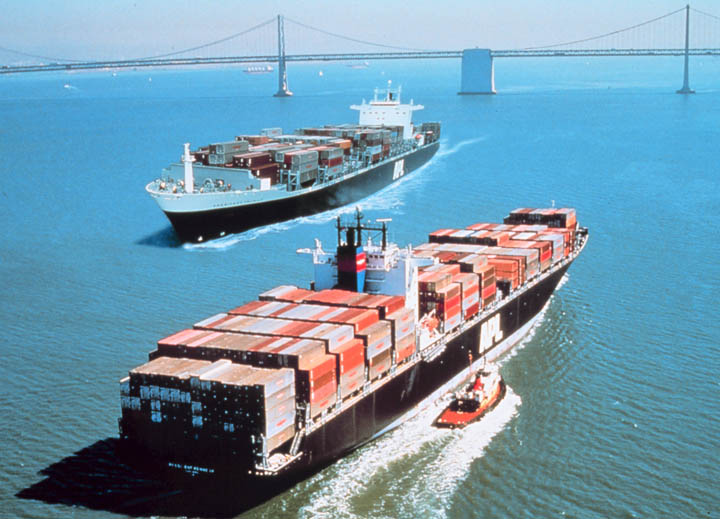 Commercial Marine - Container Ships